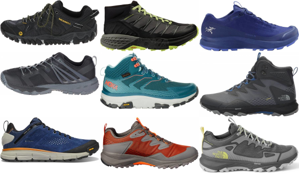buy vibram sole speed hiking shoes for men and women