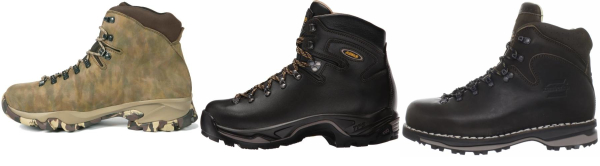 buy vibram sole water repellent hiking boots for men and women