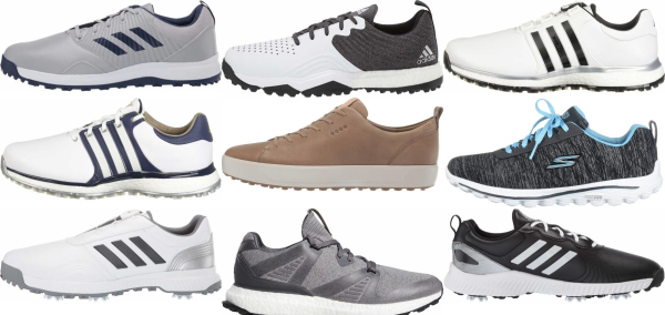 buy water-repellent golf shoes for men and women