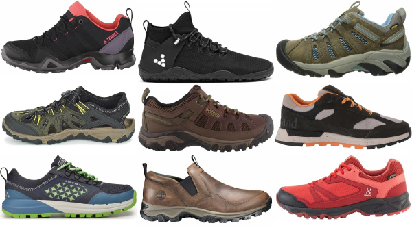 buy water repellent hiking shoes for men and women