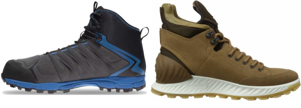 buy water repellent speed hiking boots for men and women