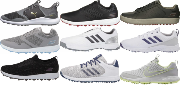 buy water-resistant golf shoes for men and women