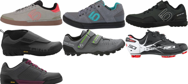 buy water-resistant grey cycling shoes for men and women