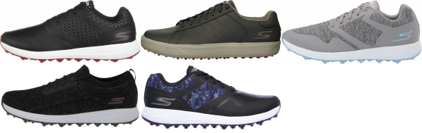 buy water-resistant skechers golf shoes for men and women