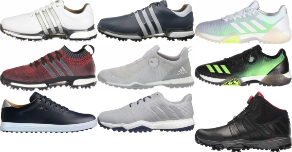 buy waterproof adidas golf shoes for men and women