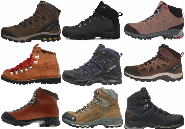 buy waterproof backpacking boots for men and women