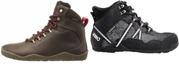 buy waterproof barefoot hiking boots for men and women