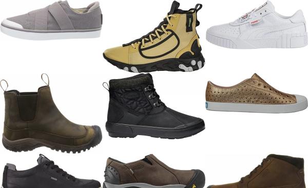 buy waterproof casual sneakers for men and women