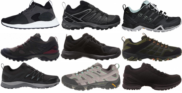 buy waterproof day hiking shoes for men and women