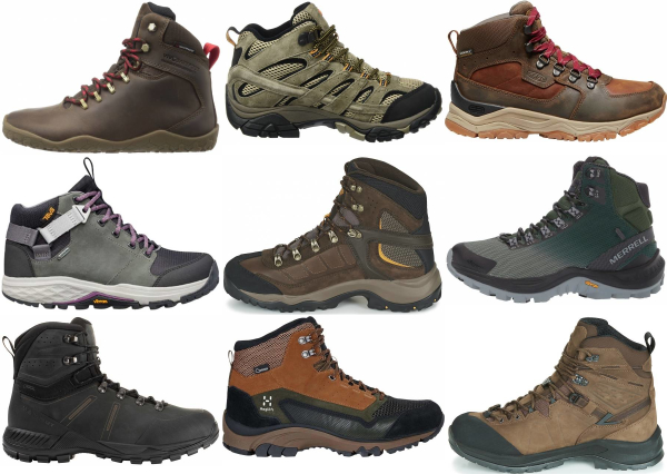 buy waterproof eco-friendly hiking boots for men and women