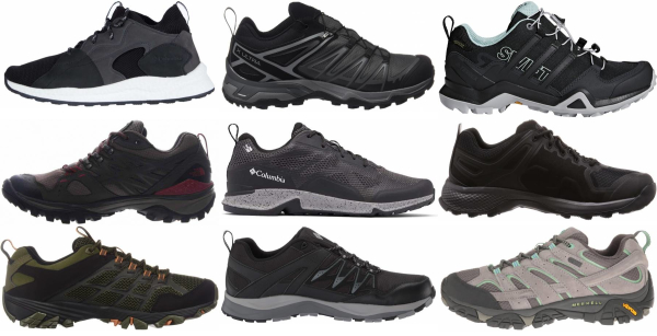buy waterproof hiking shoes for men and women