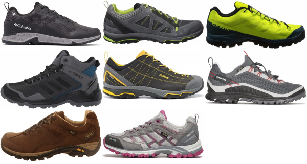 buy waterproof light hiking shoes for men and women