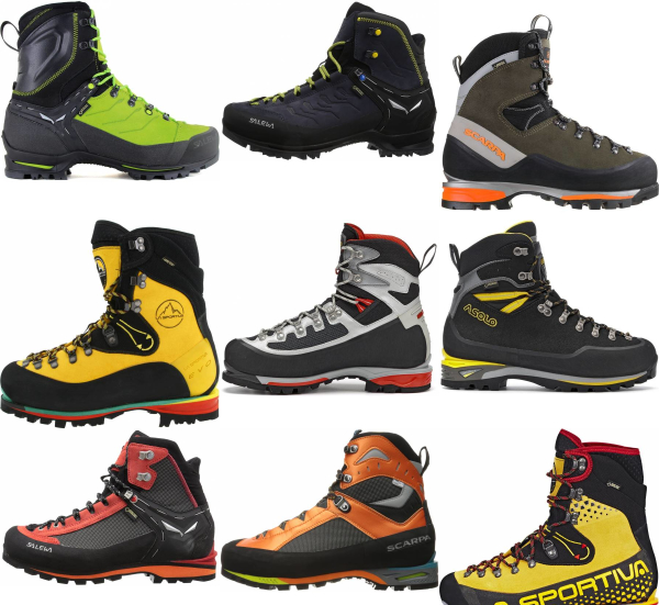 buy waterproof mountaineering boots for men and women