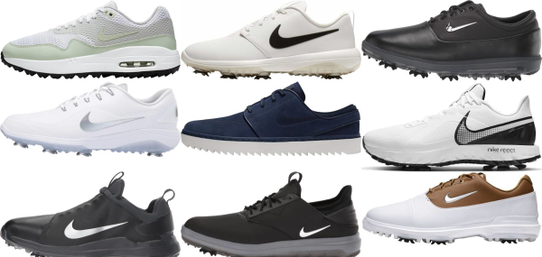 buy waterproof nike golf shoes for men and women