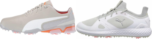 buy waterproof puma golf shoes for men and women