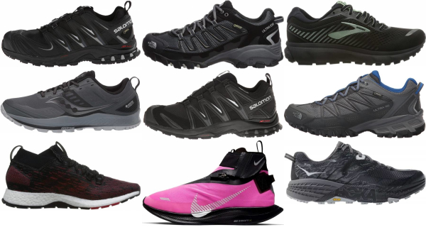 buy waterproof running shoes for men and women