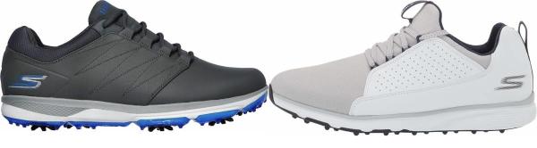 buy waterproof skechers golf shoes for men and women