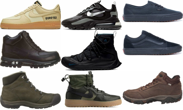 buy waterproof sneakers for men and women