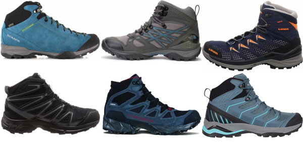 buy waterproof speed hiking boots for men and women