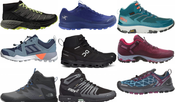 buy waterproof speed hiking shoes for men and women