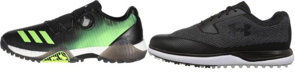 buy waterproofing warranty knit upper golf shoes for men and women