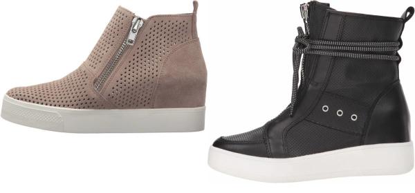 buy wedge high top sneakers for men and women