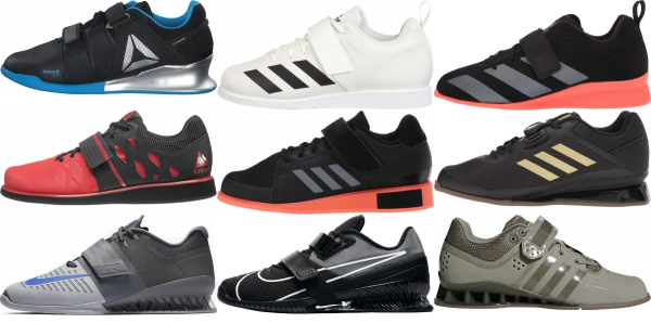 Save 63% on Weightlifting Shoes (23 Models in Stock) | RunRepeat