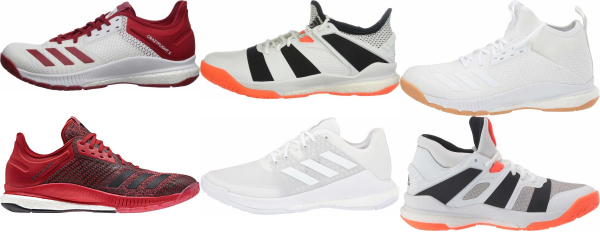 buy white adidas boost volleyball shoes for men and women