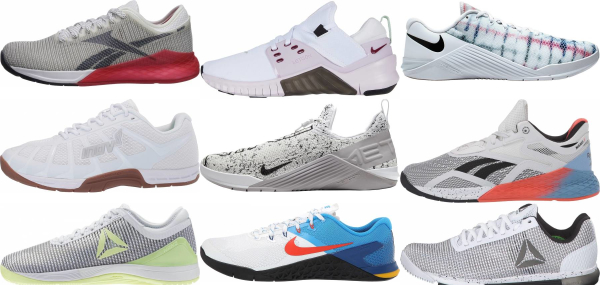 buy white crossfit shoes for men and women