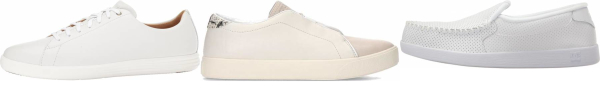 buy white dressy sneakers for men and women