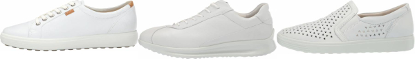 buy white ecco sneakers for men and women