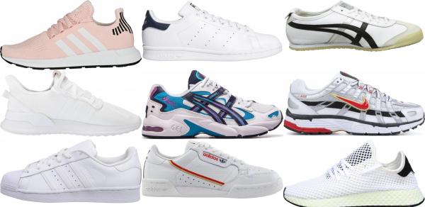 buy white eva sneakers for men and women