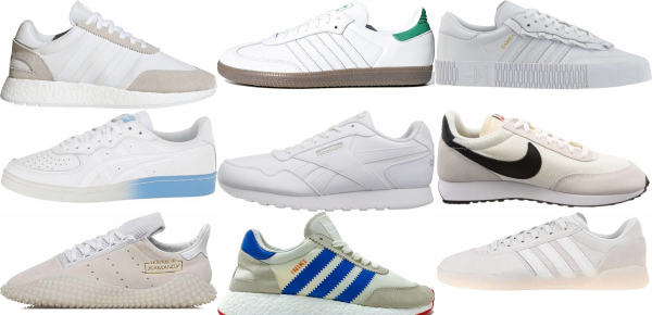 buy white gum sole sneakers for men and women