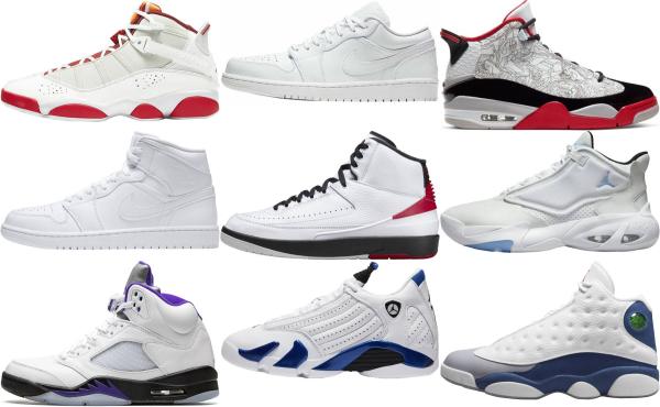 buy white jordan sneakers for men and women