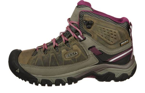 buy white mid cut hiking boots for men and women
