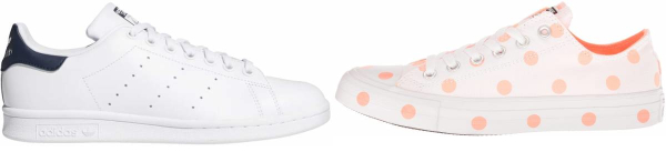 buy white minimalist sneakers for men and women