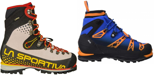 buy white mountaineering boots for men and women