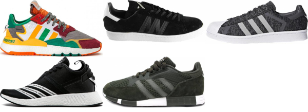 buy white mountaineering sneakers for men and women