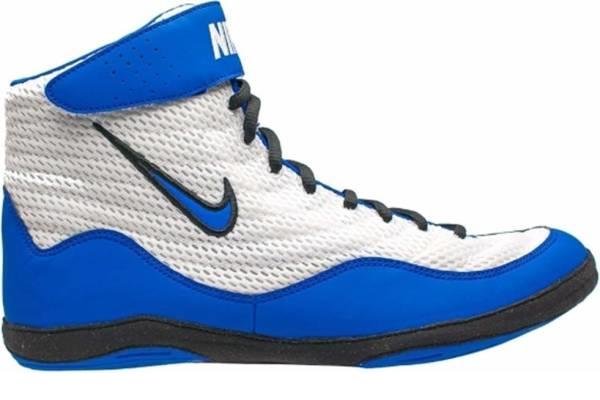 buy white nike wrestling shoes for men and women