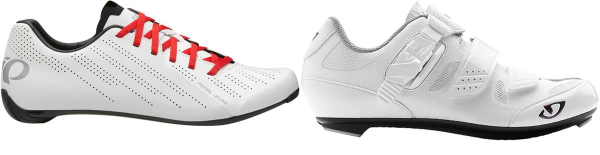 buy white nylon composite sole cycling shoes for men and women