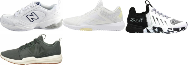 buy white orthotic friendly training shoes for men and women