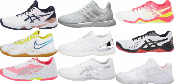 buy white tennis shoes for men and women
