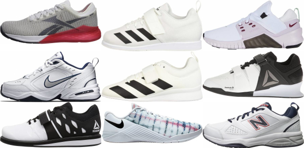 buy white training shoes for men and women