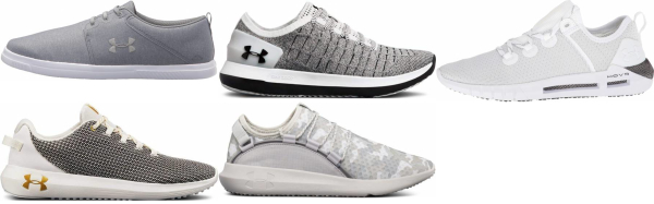 buy white under armour sneakers for men and women