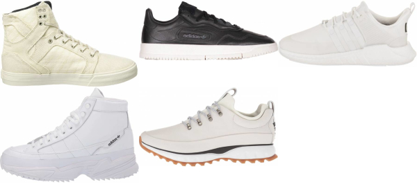 buy white winter sneakers for men and women