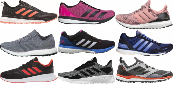 buy wide adidas running shoes for men and women