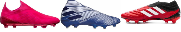 buy wide adidas soccer cleats for men and women
