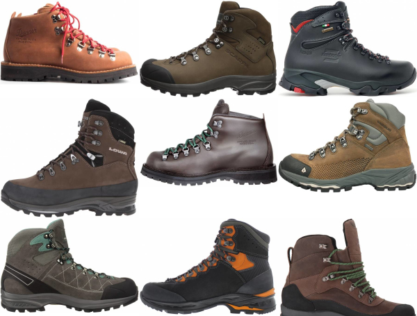 buy wide backpacking boots for men and women
