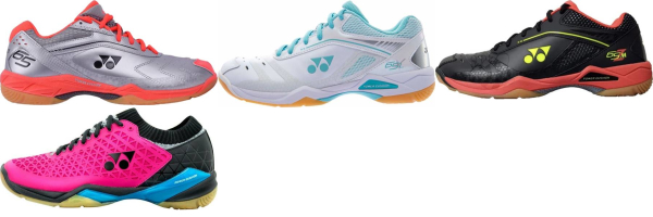 buy wide badminton shoes for men and women