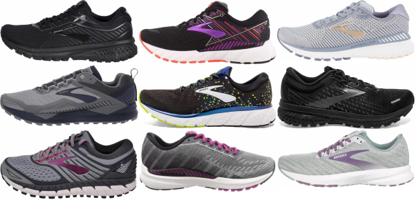 buy wide brooks running shoes for men and women